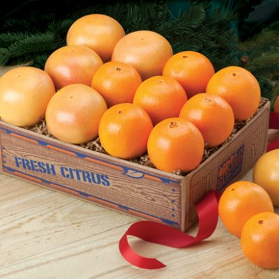 Temple Oranges & Grapefruit