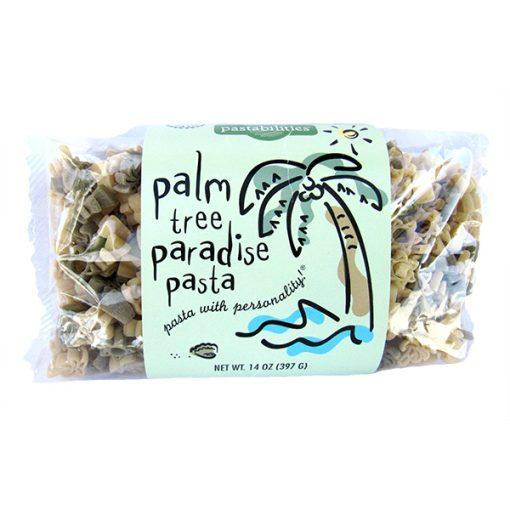 Palm Tree Shaped Pasta