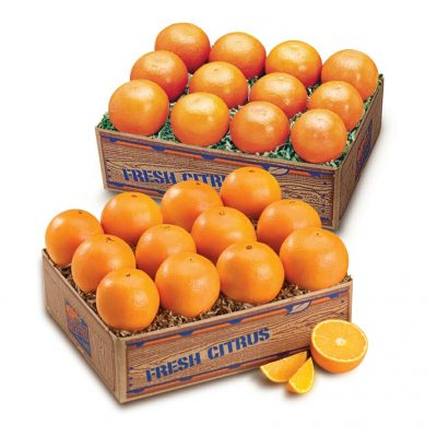 Tangerines & Navel Oranges