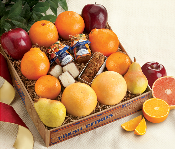 Fruit assortment Gift