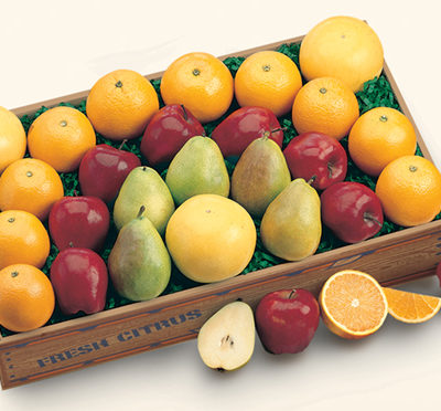 Citrus Fruit Apples Pears