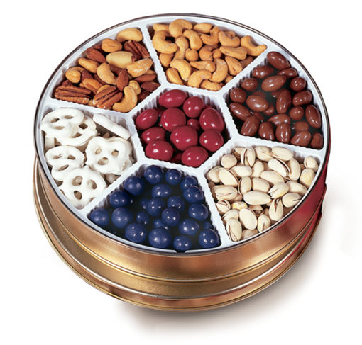 Gift Tin Candies & Nuts