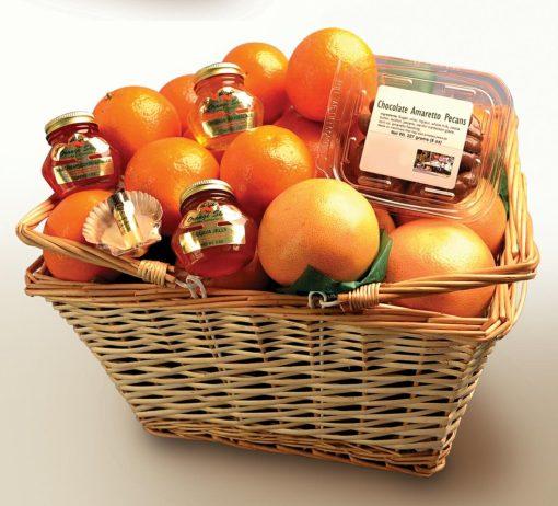 Hershey's Kisses Gift Basket