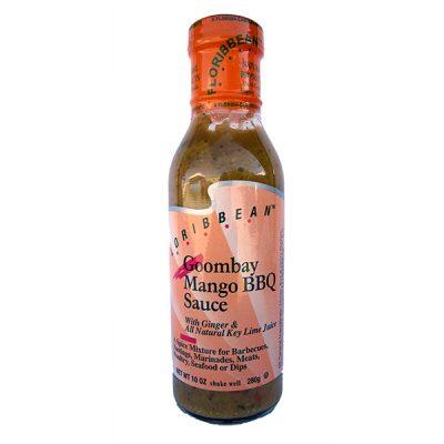 Goombay-Mango BBQ Sauce