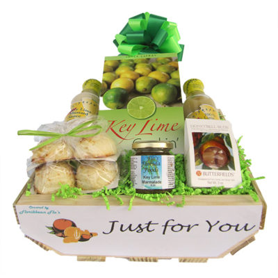 Florida Gift Basket Key Lime Foods