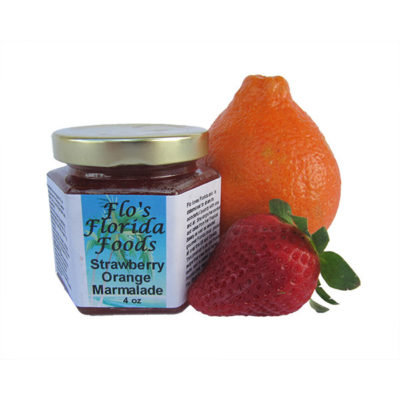 Strawberry Orange Marmalade